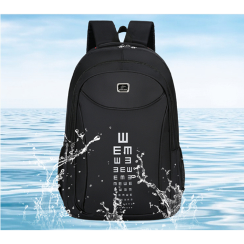 Unisex Student Laptop Backpack zaino Waterproof Business Design Polyester 15.6 Inches Office Bags Laptop Backpack