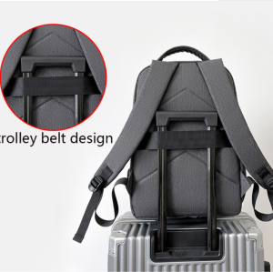 Laptop Business Backpack Waterproof Oxford Fabric USB Charger Travel School bag Backpack