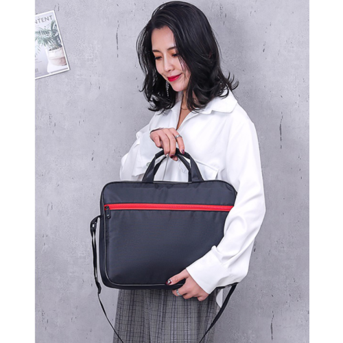 Nylon school bag new models customize messenger bag for 14-15.6 inch computer briefcase