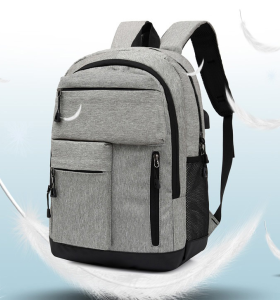 Travel backpack with laptop backpack Mochila usb waterproof 15.6 inches laptop backpack custom logo bag