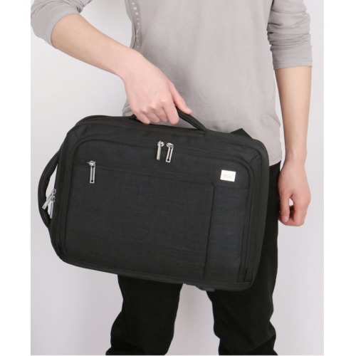 Business Laptop Backpack Multifunction Waterproof Nylon Fabric USB Charger Travel Backpack Bags