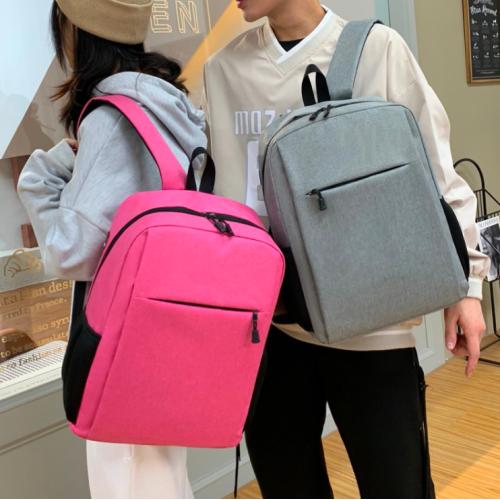 Fashion bag stude Mochila 3 pieces large capacity travel waterproof custom backpack with logo