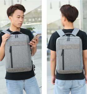 New men  laptop backpack  waterproof large capacity custom logo laptop backpack bags