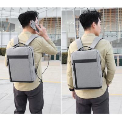 Business backpack large capacity men backpack waterproof custom backpack