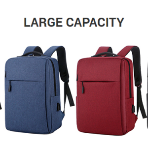 Fashion men and women backpack custom logo wholesale large capacity laptop backpack bag