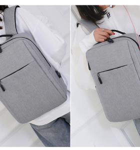 Fashion men and women backpack custom logo wholesale large capacity laptop backpack bags