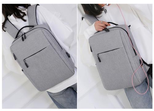 Fashion men and women backpack custom logo wholesale large capacity laptop backpack bags