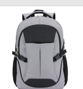 Custom Wholesale Business Laptop Backpacks  Waterproof College Big Capacity Laptop Backpack with USB