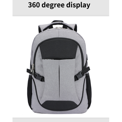 Custom Wholesale Business Laptop Backpacks mochila para portatil Waterproof College Big Capacity Laptop Backpack with USB