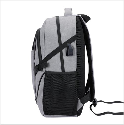 Custom Wholesale Business Laptop Backpacks  Waterproof College Big Capacity Laptop Backpack with USB
