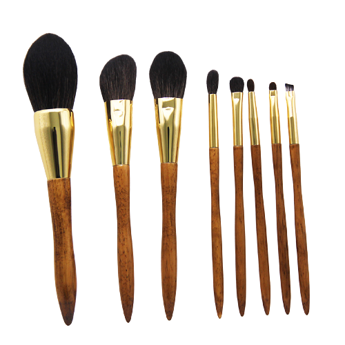 Online Wholesale Cosmetic Facial Makeup Brush Setwith Logo