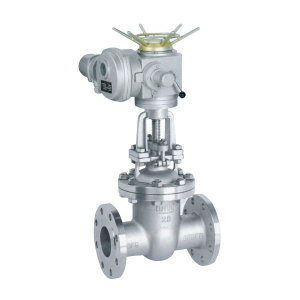 ELECTRIC WEDGE GATE VALVE