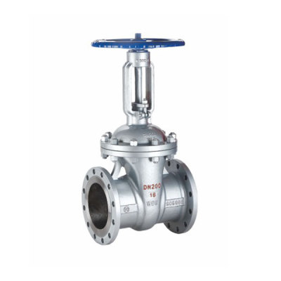 FLANGE CAST STEEL GATE VALVE