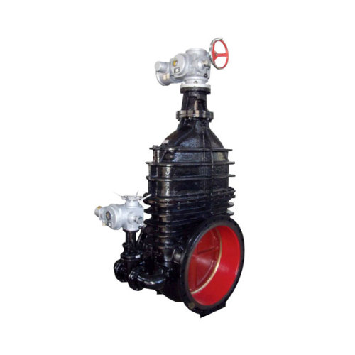 ELECTRIC NON RISING WEDGE GATE VALVE
