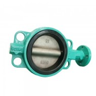 BUTTERFLY VALVE FOR CLIP DESULFURIZATION