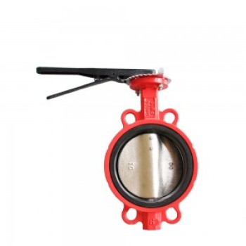 PIN-TO-PIN BUTTERFLY VALVE