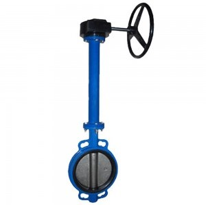 EXTENDED SPINDLE BUTTERFLY VALVE D371X