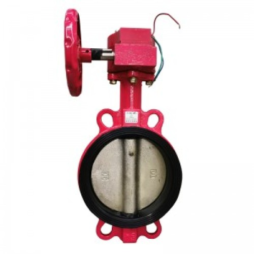 YDA BUTTERFLY VALVE WITH SIGNAL HEAD