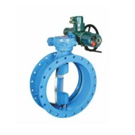 D943T ELECTRIC FLANGE ECCENTRIC BUTTERFLY VALVE