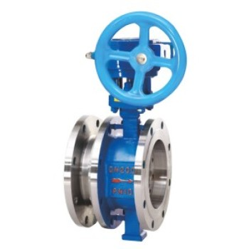 SD341H/X TELESCOPIC FLANGE BUTTERFLY VALVE