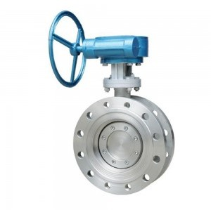 HARD SEALED FLANGE BUTTERFLY VALVE