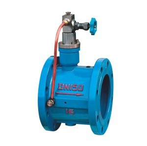 SILENCING SLOW CLOSING CHECK VALVE