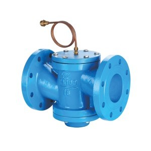 ZYC SELF OPERATED PRESSURE CONTROL VALVE