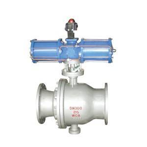 FIXED BALL VALVE FOR ASH DISCHARGE