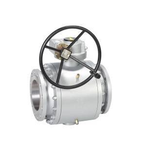 NATIONAL STANDARD FORGED STEEL FIXED BALL VALVE