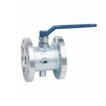 JACKETED INSULATED BALL VALVE