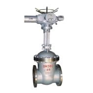 Electric gate valve