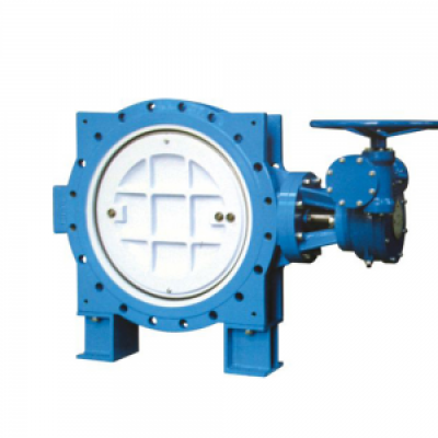 RESILIENT SEATED DOUBLE ECCENTRIC FLANGE BUTTERFLY VALVE II