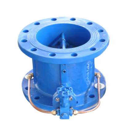 MICRO-RESISTANCE RETARDED CLOSED BUTTERFLY CHECK VALVE HH48/49X