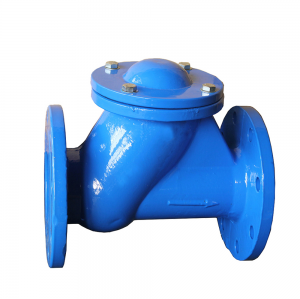 SPHERICAL CHECK VALVE