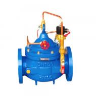PRESSURE WATER PUMP FLOW CONTROL VALVE