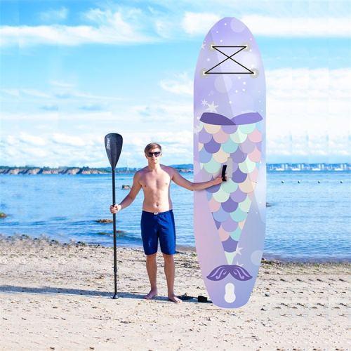 Sea-maid Design China Wholesale Inflatable Paddle Board Hiqh Quality Surf Board Custom Sup Board