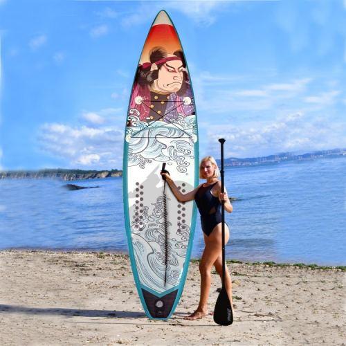 Bushidao Design China Wholesale Inflatable Paddle Board Hiqh Quality Surf Board Custom Sup Board