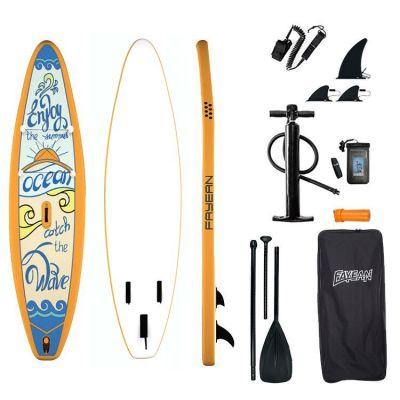 Graffiti Design China Wholesale Inflatable Paddle Board Hiqh Quality Surf Board Custom Sup Board