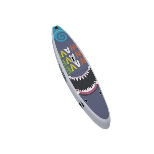 Shark Design China Wholesale Inflatable Paddle Board Hiqh Quality Surf Board Custom Sup Board