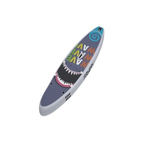 Shark Design China Wholesale Inflatable Paddle Board Hiqh Quality Surf Board Custom Sup Board