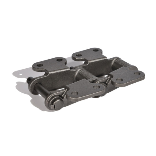 Casting alloy steel or stainless steel 400 Series pintle chain | Case Conveyor Chain | Heavy industrial chain