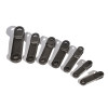 Alloy steel drop forged link chain for material handling