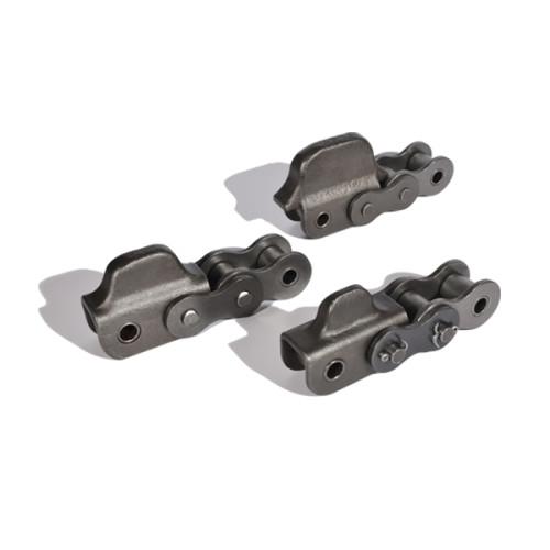 X348 X458 X678 cat drive chain for drop forged conveyor | Caterpillar track chain | Overhead conveyor chain