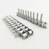 Roller chain with extended pins | Extended pin roller conveyor chain | Roller chain attachments