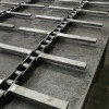 Attachments for FV series engineering metric roller conveyor chain
