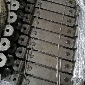 Super Capacity Bucket Elevator Chain G100 Type