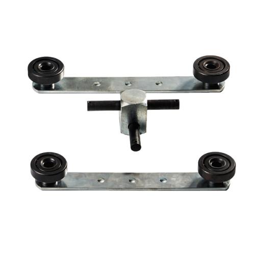 BI-Planar cardan conveyor Chain 42032 | Material handling enclosed track conveyor |Conveyor chain