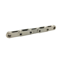 Double Pitch Hollow pin roller Chain