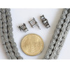 Simplex Special short pitch roller chain | Small diameter conveyor rollers chain | Nickel plated roller chain