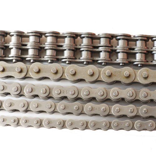 Duplex Special short pitch roller chain   Nickel plated roller chain   Small stainless steel chain